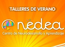 Talleres de verano 2017: autonomía, lectura, Asperger y TDAH (Centro Nedea)