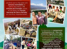 Natural Kids Summer Camp 2017 (Centro De Estudios Integrales)