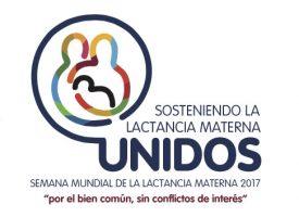 Semana mundial de la lactancia materna 2017
