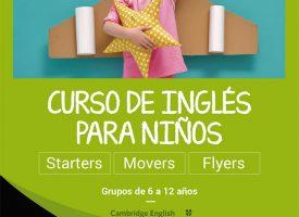 Cursos de inglés para niños de «Granada Language School» (17-18)