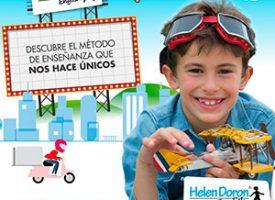 Inglés para niños con experiencia, pasión y creatividad: Descubre la metodología de Helen Doron English