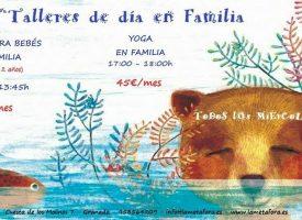 «Yoga en familia» en La Metáfora (17-18)