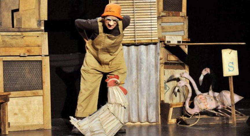 «La Gallina de los huevos de oro» (Zum Zum Teatre) – Festival TIFGranada