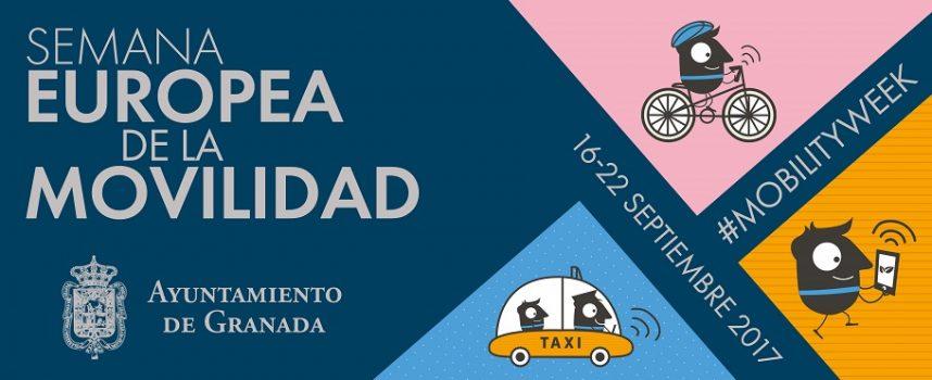 Actividades para ir en familia en la Semana Europea de la Movilidad 2017