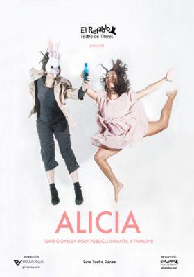 """Cultura en Familia: """"Alicia"""" (Cia. El Retablo) @ La Expositiva   Granada   Andalucía   España"""