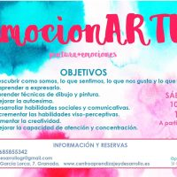 """""""emocionARTE"""" en Centro Aprendizaje y Desarrollo (17-18)"""