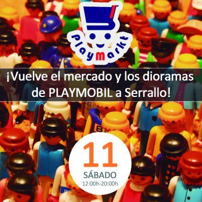 II Mercadillo-exposición Playmobil Granada @ C.C. Serrallo Plaza   Granada   Andalucía   España