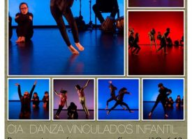 «Danza contemporánea y coreografía» con Vinculados (17-18)