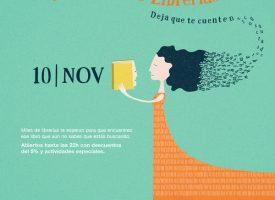 Descubriendo a Barbara Fiore en el Día de las librerías (10 de Nov. 2017)