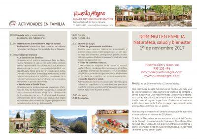 DÍLAR - Domingo en familia en el Aula de Naturaleza Ermita Vieja @ Aula de Naturaleza Ermita Vieja   España