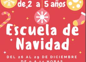 Escuela Navideña con El Sueño de una Sonrisa (2017)