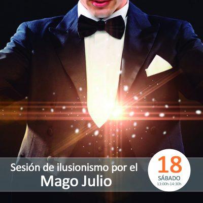 Sesión de ilusionismo (Mago Julio) @ C.C. Serrallo Plaza   Granada   Andalucía   España