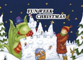 Fun week Christmas con Give me 5 School – 2017