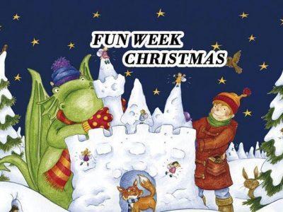 Fun week Christmas con Give me 5 School – 2017