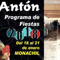 Fin de semana  de Fiestas en Monachil. San Antón 2018