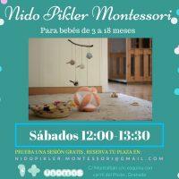 Nido Pikler-Montessori en Unomas (2018)