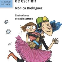 """""""La tía Clío y la máquina de escribir"""", de Mónica Rodríguez"""