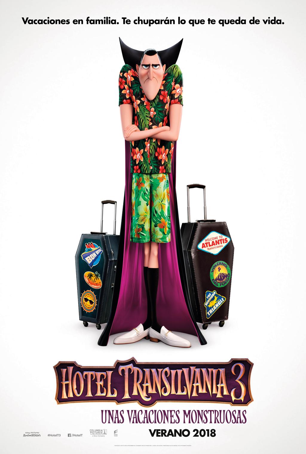 Hotel Transilvania 3 Unas Vacaciones Monstruosas Minigranada