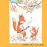 «Musicoterapia para niñ@s con dificultades del desarrollo» en La Metáfora (2018)