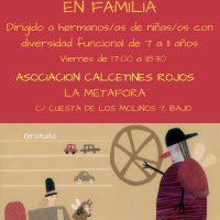 """""""Taller de Psicodrama en Familia"""" en la Metáfora (2018)"""