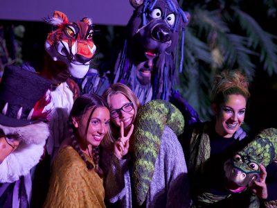 """""""HARA · El espíritu de la selva"""", un mágico musical para toda la familia"""