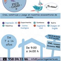 «P1C0 Camp» 2018, ecoaventuras de verano de la mano de EJI.