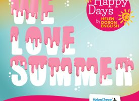 """Happy Days Summer"" 2018 con Helen Doron English"