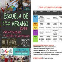 Campamento urbano en Granada Centro con Kreártika – 2018