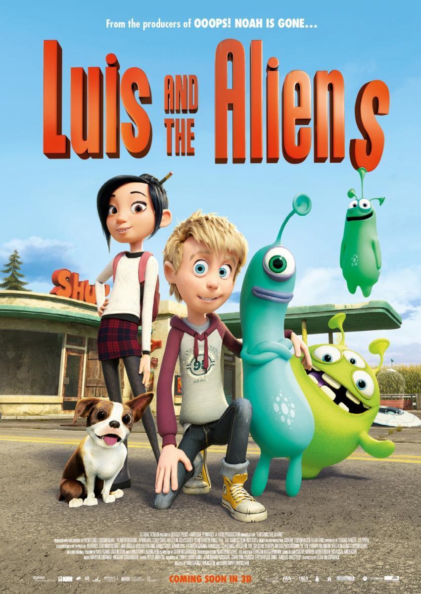 Luis y los alienígenas | MiniGranada