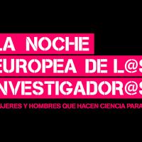 "Actividades infantiles en ""La noche europea de L@s Investigador@s"" 2018"