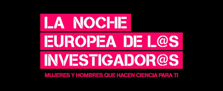Actividades infantiles en «La noche europea de L@s Investigador@s» 2018