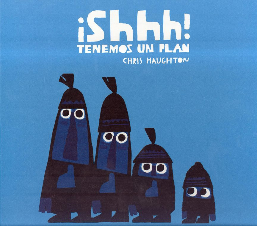 Bebelé «shhh…tenemos un plan»
