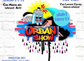Taller- Espectáculo «Urban Show»