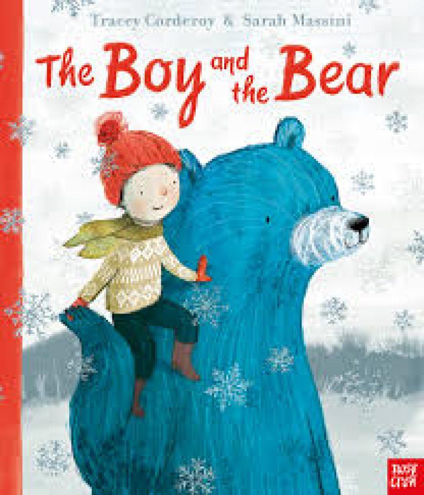 Cuentacuentos en inglés para familias «The boy and the bear»
